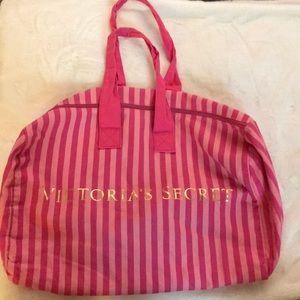 Victoria secret pink weekend bag